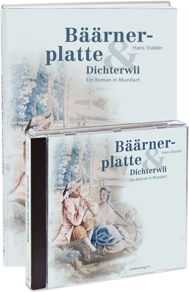 Bäärnerplatte & Dichterwii - Coverbild