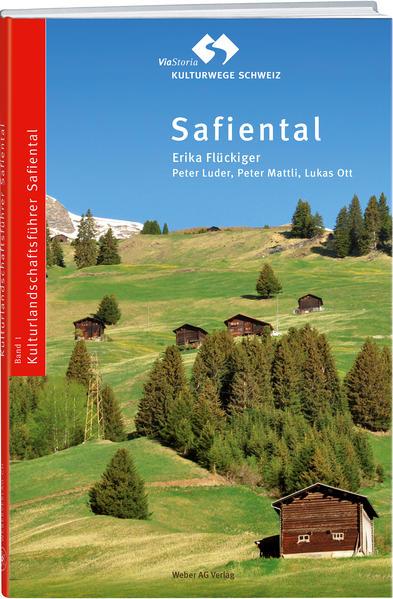 Safiental - Coverbild