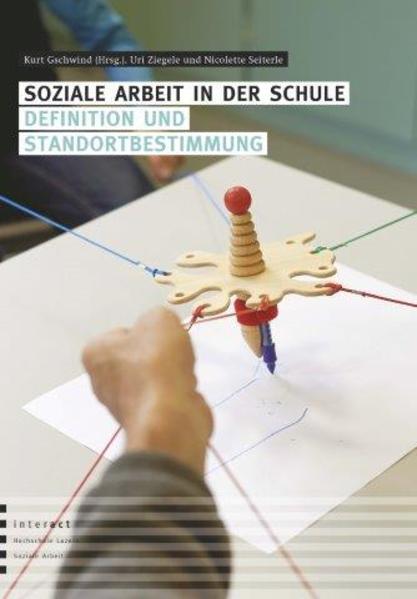 Soziale Arbeit in der Schule - Coverbild