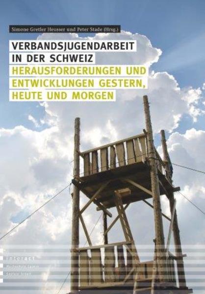 Verbandsjugendarbeit in der Schweiz - Coverbild