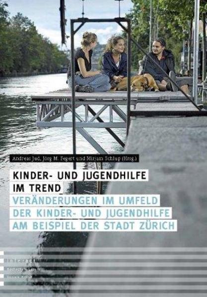 Kinder- und Jugendhilfe im Trend - Coverbild