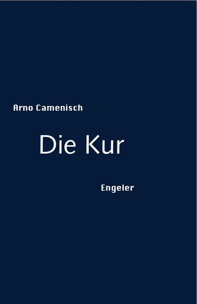 Die Kur - Coverbild
