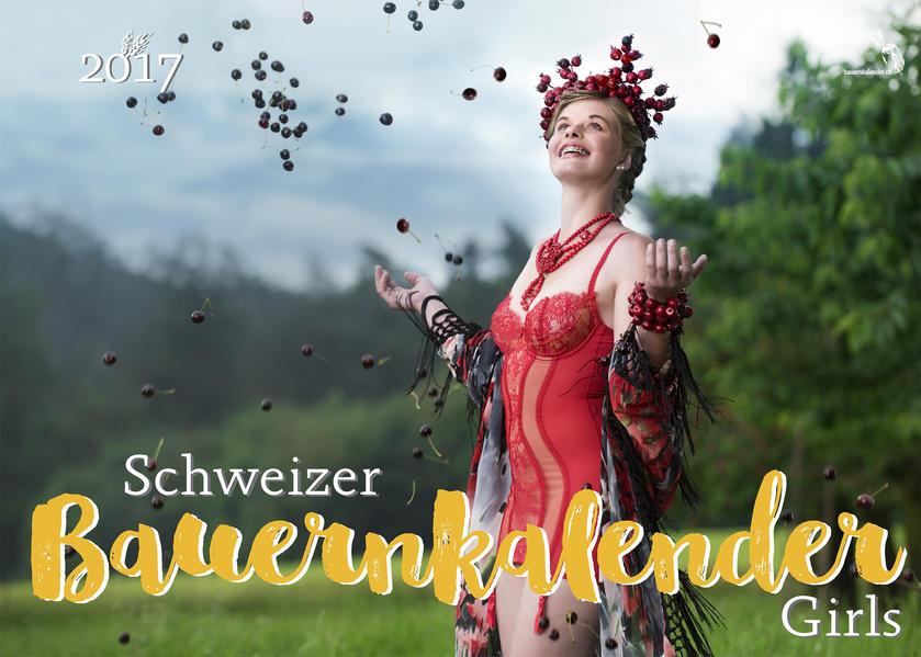 Schweizer Bauernkalender (Girls) 2017 / Calendrier Paysan Suisse (Girls) 2017 - Coverbild