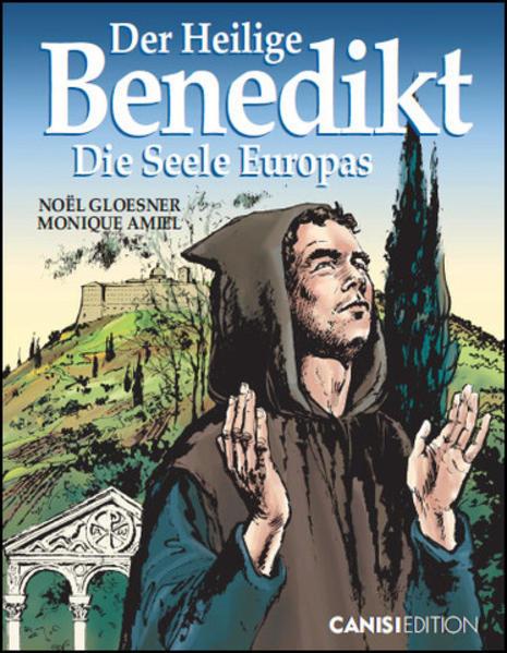 Der Heilige Benedikt - Coverbild