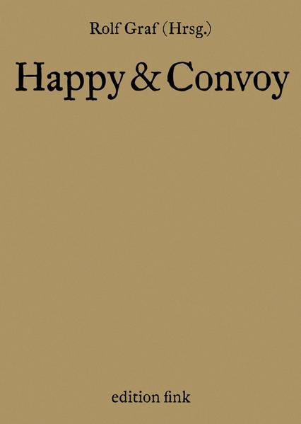 Happy & Convoy - Coverbild