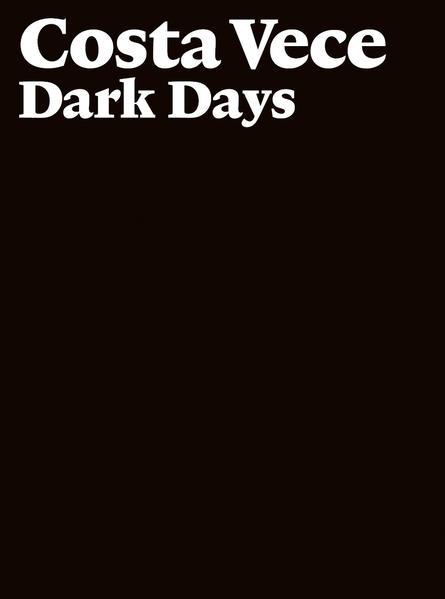 Dark Days - Coverbild