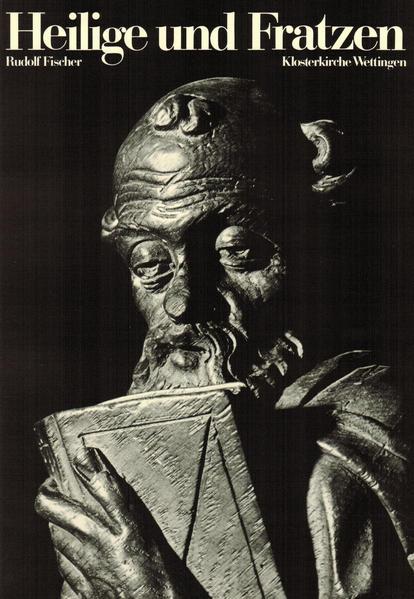 Heilige und Fratzen - Coverbild