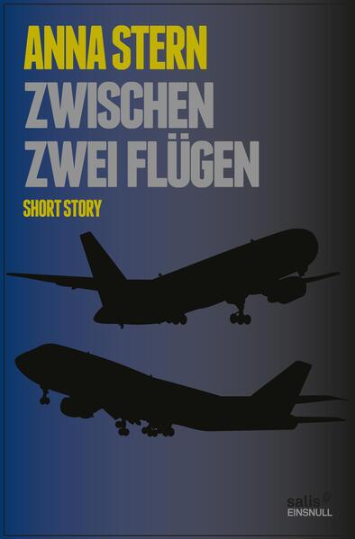 Zwischen zwei Flügen - Coverbild