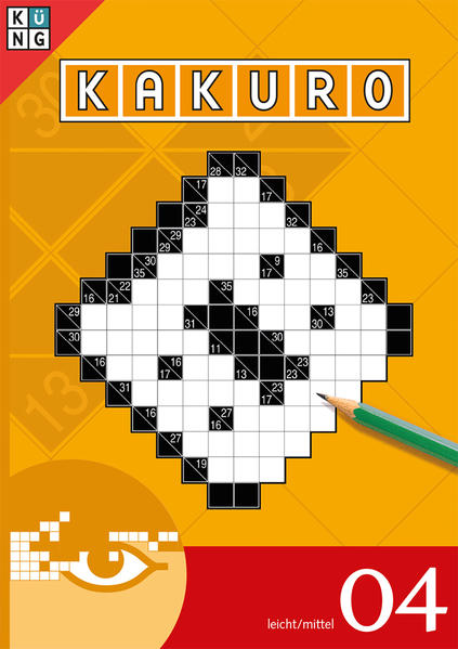 Kakuro 04 - Coverbild