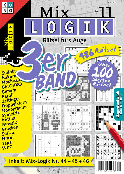 Mix Logik 3er-Band Nr. 11 Laden Sie PDF-Ebooks Herunter