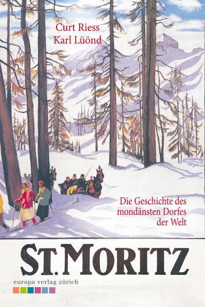 St. Moritz - Coverbild