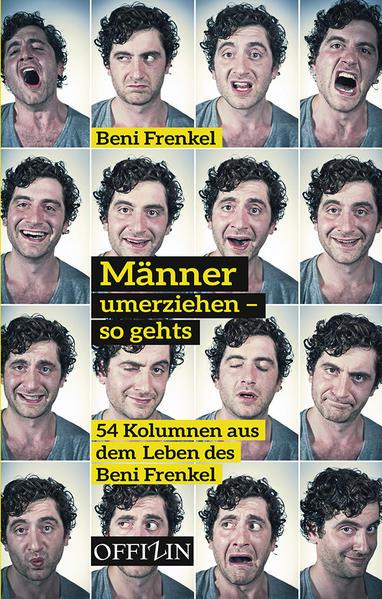 Männer umerziehen – so gehts - Coverbild