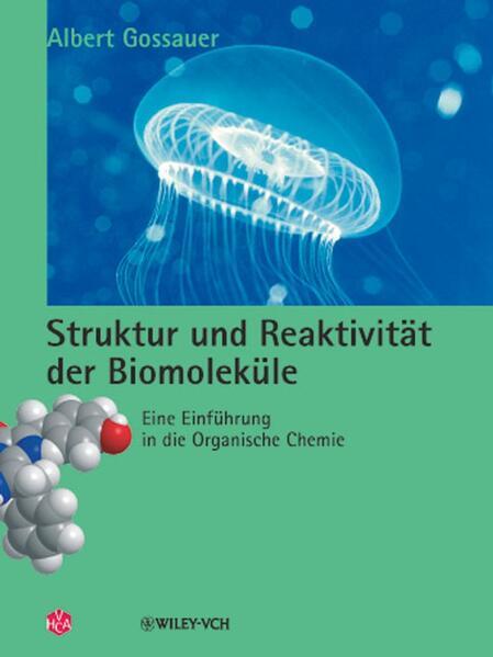 Struktur und Reaktivität der Biomoleküle - Coverbild