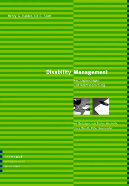 Umfassendes Disability Management - Coverbild