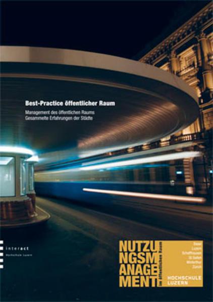 Best-Practice im öffentlichen Raum - Coverbild