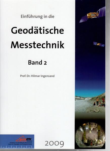 Einführung in die Geodätische Messtechnik - Coverbild
