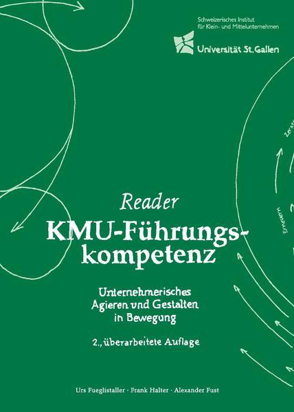 Reader KMU-Führungskompetenz - Coverbild