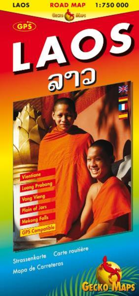 Laos - Coverbild