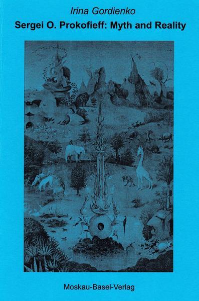 Sergei O. Prokofieff: Myth and Reality - Coverbild