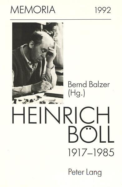 Herunterladen Heinrich Böll 1917-1985-Zum 75. Geburtstag Epub