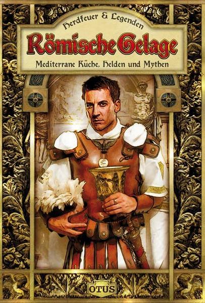 Römische Gelage - Coverbild