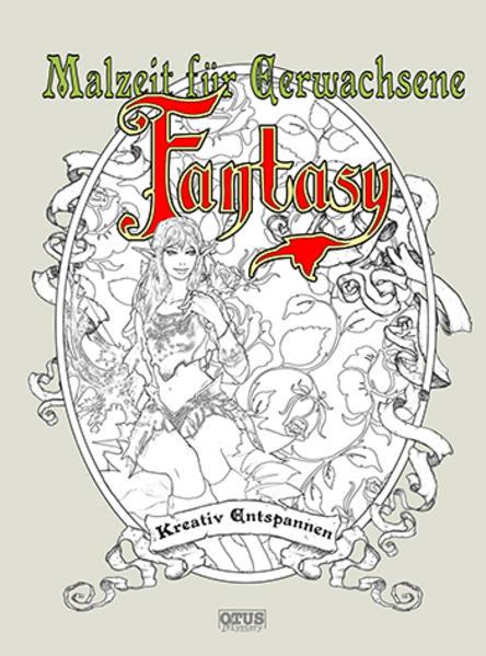 Malzeit für Erwachsene Fantasy - Coverbild