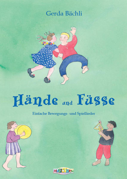 Hände und Füsse - Coverbild