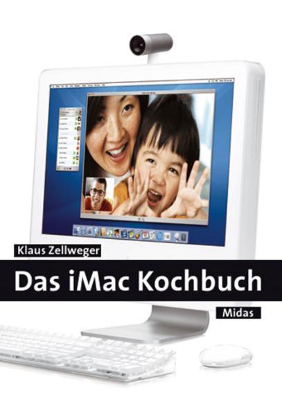 Das iMac Kochbuch - Coverbild