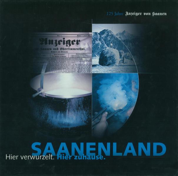 Saanenland - Coverbild