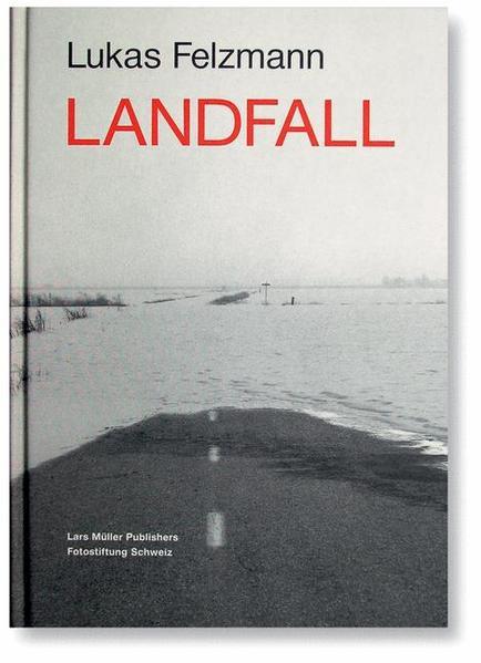Lukas Felzmann - Landfall - Coverbild