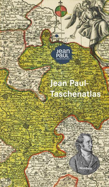 Jean Paul-Taschenatlas - Coverbild