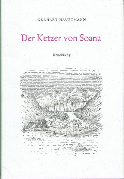 Der Ketzer von Soana - Coverbild