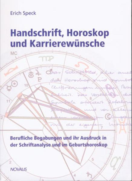 Handschrift, Horoskop und Karrierewünsche - Coverbild