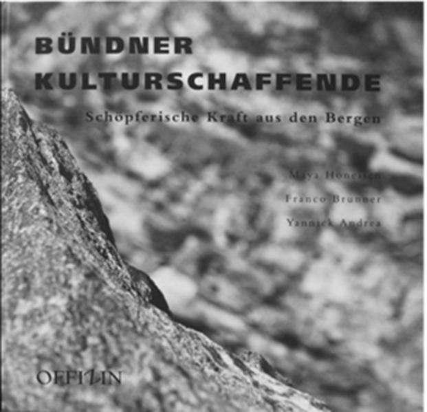 Bündner Kulturschaffende - Coverbild