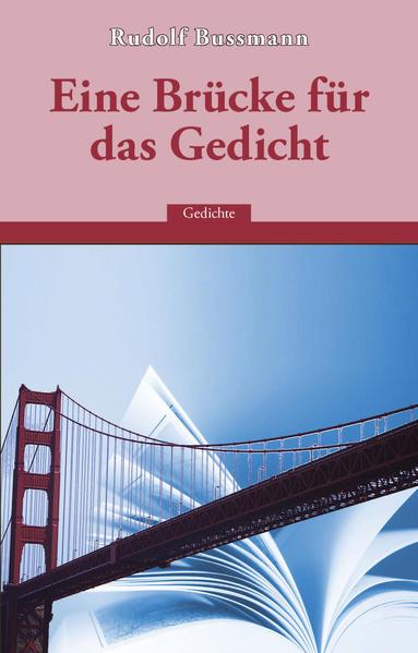 Eine Brücke für das Gedicht - Coverbild