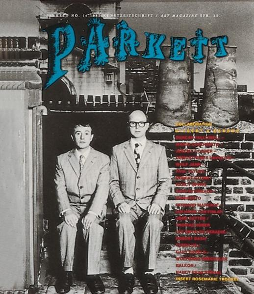 Gilbert & George - Coverbild