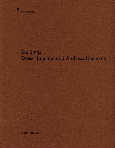 Dieter Jüngling and Andreas Hagmann - Coverbild