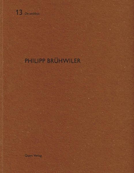 Philipp Brühwiler - Coverbild