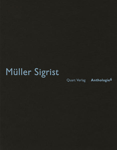 Müller Sigrist - Coverbild