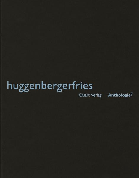 huggenbergerfries - Coverbild