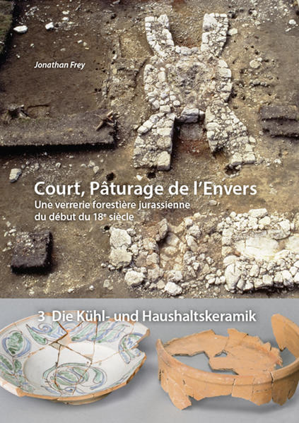 Court, Pâturage de l'Envers Band 3 - Coverbild