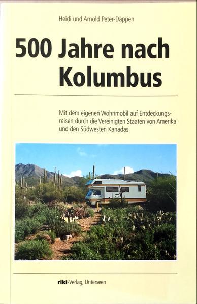500 Jahre nach Kolumbus - Coverbild
