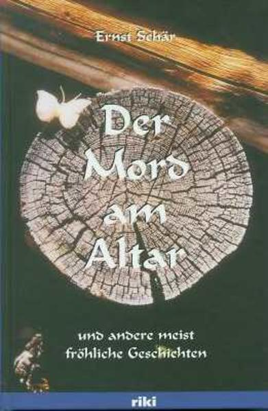Der Mord am Altar - Coverbild