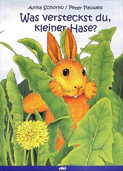 Was versteckst du, kleiner Hase? - Coverbild