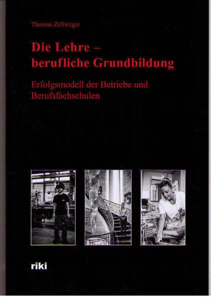 Die Lehre - berufliche Grundbildung - Coverbild