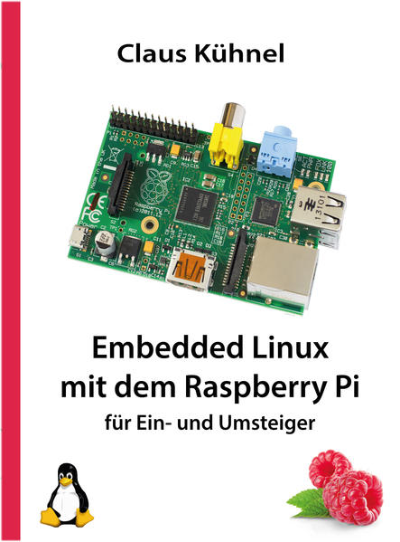 Embedded Linux mit dem Raspberry Pi - Coverbild