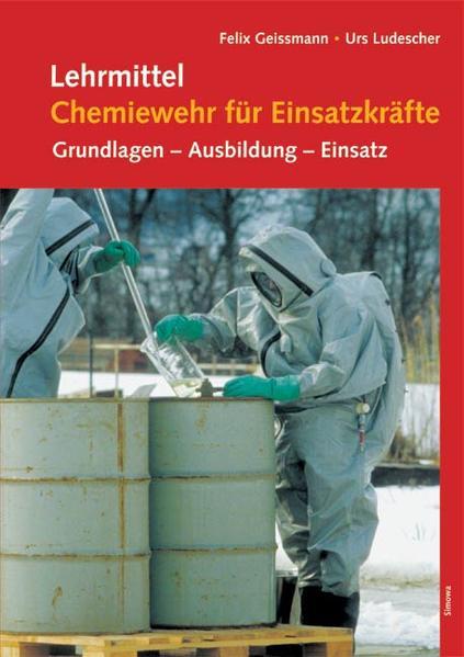 Chemiewehr für Einsatzkräfte - Coverbild