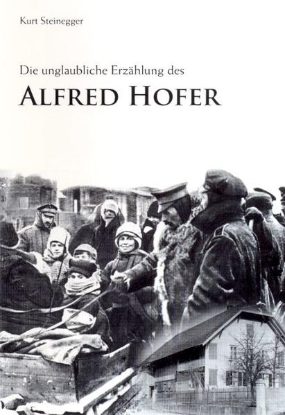 Alfred Hofer - Coverbild