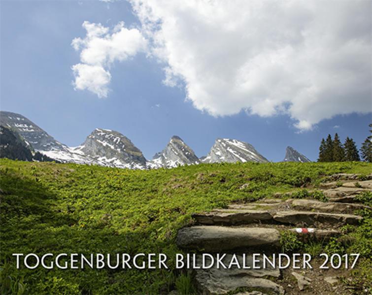 Toggenburger Bildkalender 2017 - Coverbild