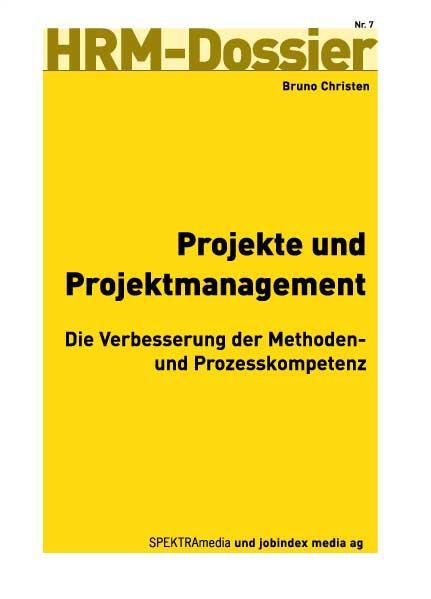 Projekte und Projektmanagement - Coverbild